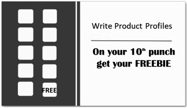 customer loyalty punch card template