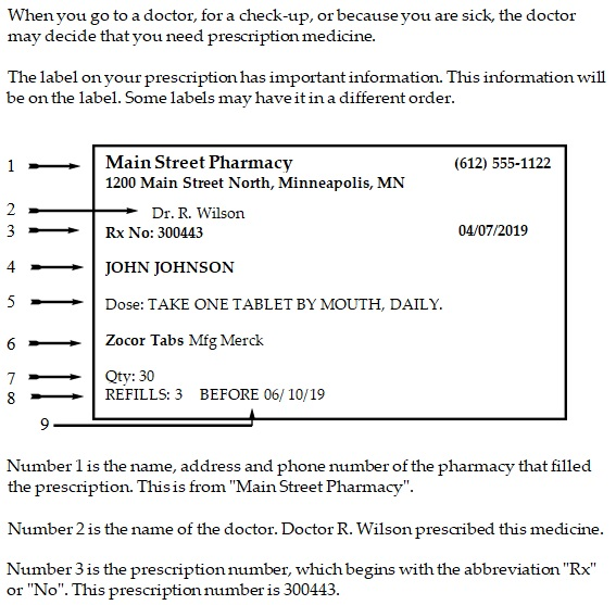 doctor prescription template