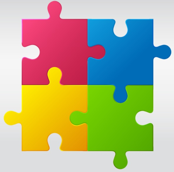 free puzzle piece template