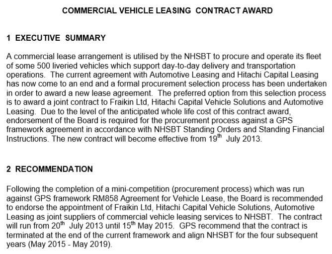 free commercial truck lease agreement