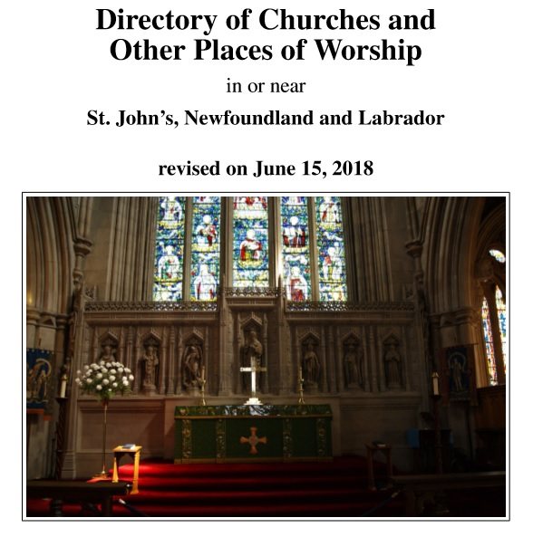 church directory form template