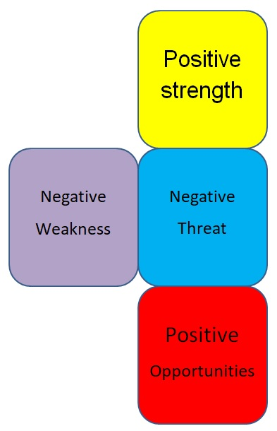 financial swot analysis example
