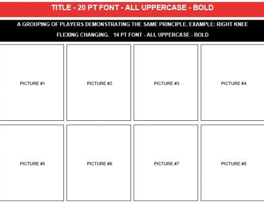 free printable catalog template