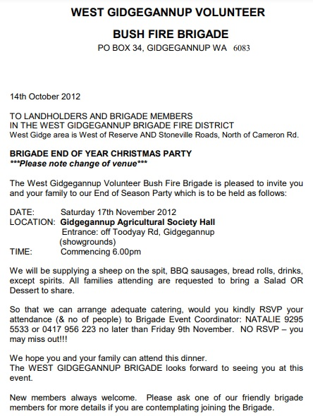 christmas party letter template