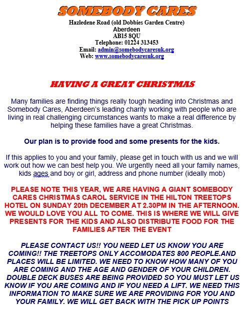 printable christmas letter template 1