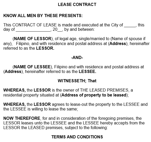 free rental application form 11